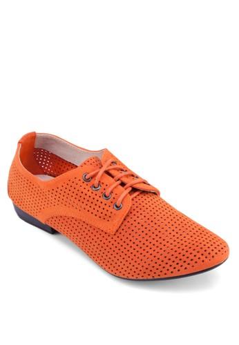 雕花牛津鞋, 女鞋, 牛津鞋 & zalora 心得雕花牛津鞋