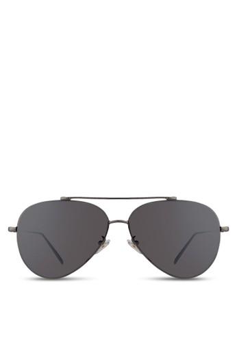 Matthew 飛行員太陽眼鏡, 飾品配件, 飛行zalora 心得員框