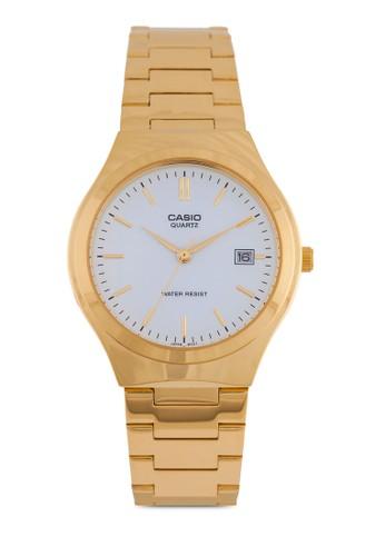 Casio LTP-1170N-zalora taiwan 時尚購物網鞋子7ARD 不銹鋼手錶, 錶類, 不銹鋼錶帶