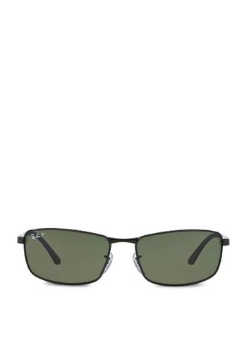 RB3498 Pzalora 心得olarized 太陽眼鏡, 飾品配件, 飾品配件