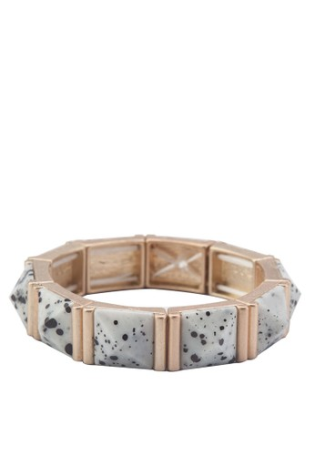 Chain Stonezalora鞋 Bracelet, 飾品配件, 飾品配件