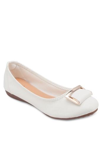 扣環平底zalora 男鞋 評價鞋, 女鞋, 鞋