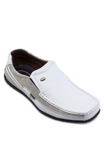 時尚拼接休閒鞋, zalora鞋子評價鞋, 船型鞋