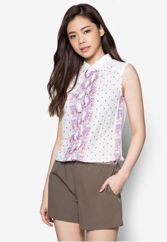 襯衫式連身褲, 服飾, 服zalora 包包評價飾