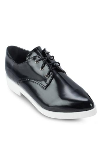 經典繫帶皮鞋, 女鞋, 牛津鞋 &zalora鞋子評價 雕花牛津鞋