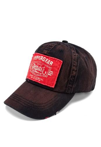 徽章鴨舌帽, 飾zalora taiwan 時尚購物網鞋子品配件, 鴨舌帽