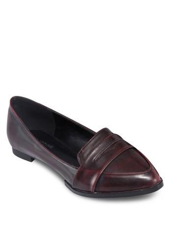 Legoerwen 簡約樂福鞋zalora 心得, 女鞋, 鞋