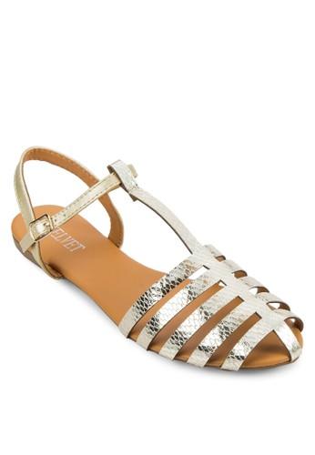 Kayleigh Strappyzalora 包包 ptt Sandals, 女鞋, 涼鞋