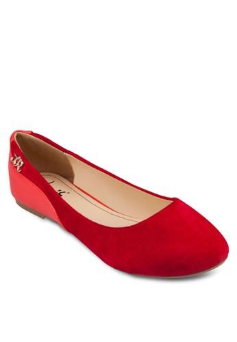 zalora 心得麂皮平底鞋, 女鞋, 鞋