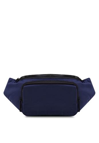 尼龍腰包, zalora時尚購物網的koumi koumi包, 女包
