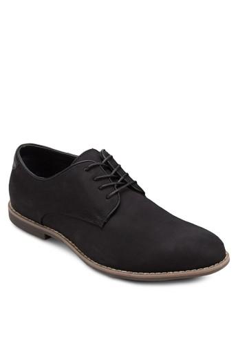 Eudemias 繫帶休閒鞋, 鞋zalora 衣服尺寸, 休閒皮鞋