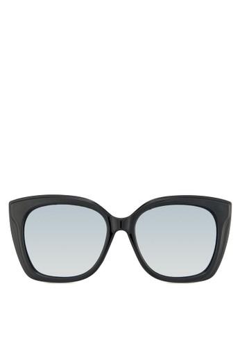 超大粗框太陽眼鏡, 飾品配件zalora 心得, 方框