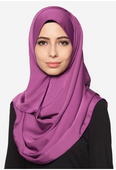 Exclusive Instant Satin Silk Shawl