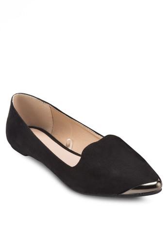 Tyrone Slippzalora 台灣er Point Flats, 女鞋, 芭蕾平底鞋