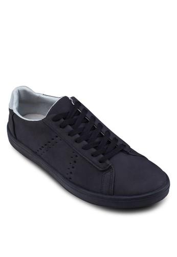 沖孔休閒運動鞋, 鞋, zalora 順豐鞋