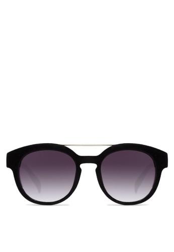 圓框太陽眼鏡, 飾品配件topshop 台灣專櫃, 復古框