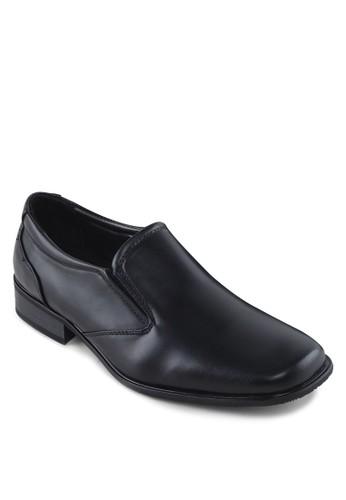 方頭商zalora 台灣務皮鞋, 鞋, 皮鞋