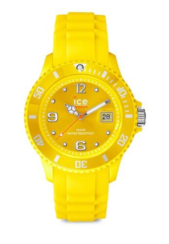 Ice Forever 永恆矽膠腕zalora 鞋評價錶, 錶類, 休閒型