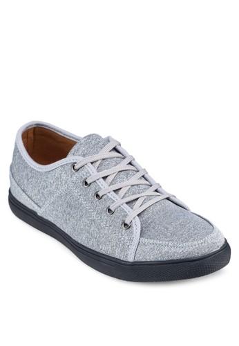 繫帶休閒布鞋, zalora 評價鞋, 休閒鞋