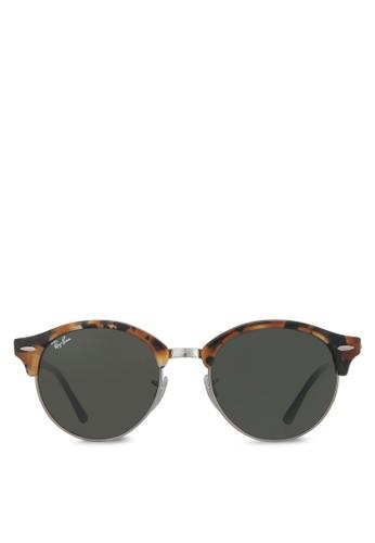 RB4246 太陽眼鏡, 飾品配件zalora開箱, 圓框
