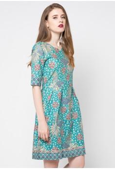 Aneka Dress Batik untuk Kantor