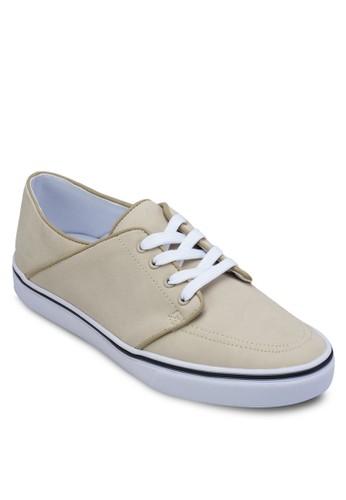 Fazalora 順豐ux Leather Plimsolls, 鞋, 休閒鞋