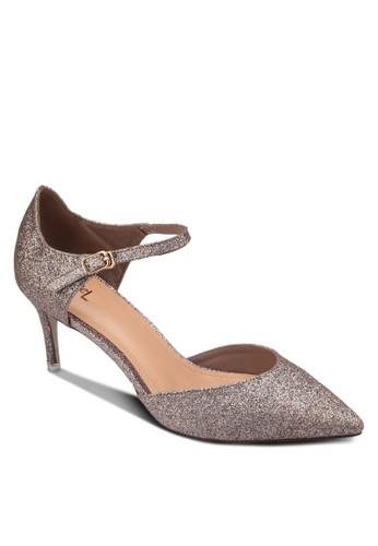 尖頭包跟高跟鞋, zalora 衣服評價女鞋, 中跟