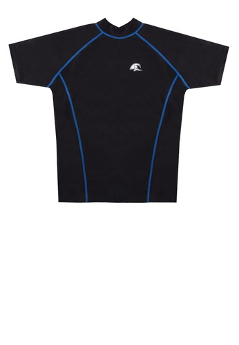 Classic Bold Surf Shirt  from HAWAII in Black