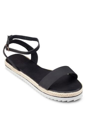 Alissa Sandals, 女鞋, 涼zalora退貨鞋