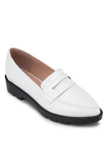 尖頭便士樂福鞋, 女鞋, 船型zalora鞋子評價鞋