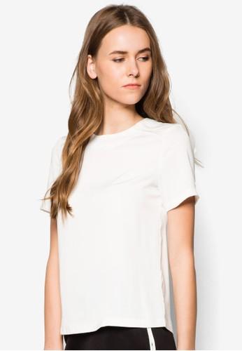 基本款短袖上衣, 服飾, zalora 包包評價服飾