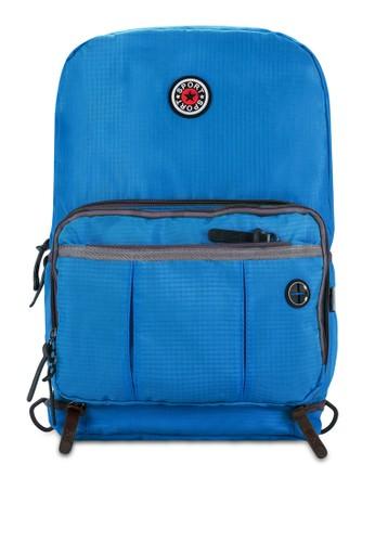 後背肩背兩用輕量防水包, 包, 飾品配zalora 台灣件