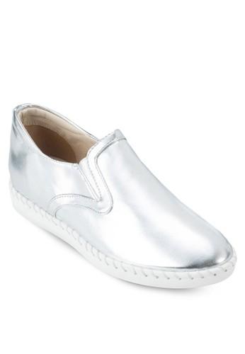 Elisabeth 亮面zalora 男鞋 評價樂福鞋, 女鞋, 懶人鞋