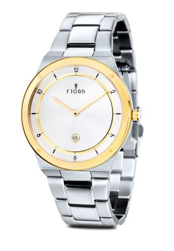Thord 簡約雙指針手錶,zalora 順豐 錶類, 錶類