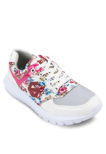 Floral Sneakzalora退貨ers, 女鞋, 鞋