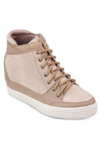 楔型跟運動鞋, 女zalora鞋鞋, 休閒鞋