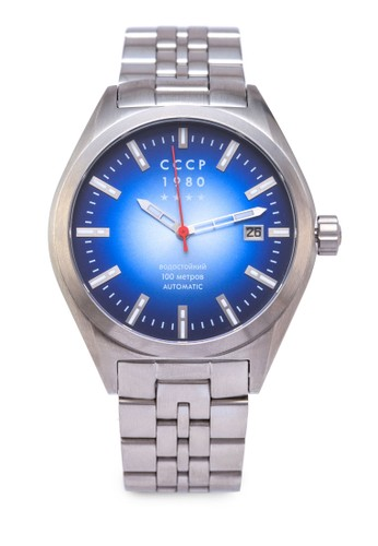 Sczalora taiwan 時尚購物網huka 行針鍊錶, 錶類, 紳士錶