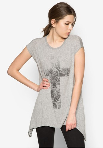 Lace Cross Swzalora 台灣ing Top, 服飾, 上衣