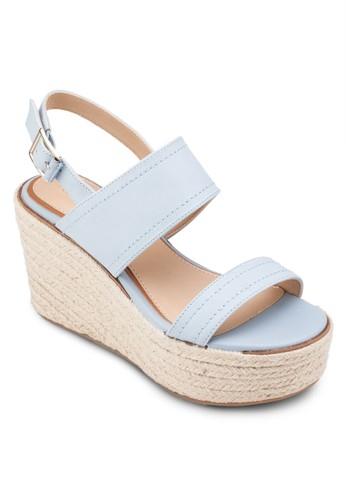 Scarantialdo女鞋no Wedges, 女鞋, 魚口楔形鞋