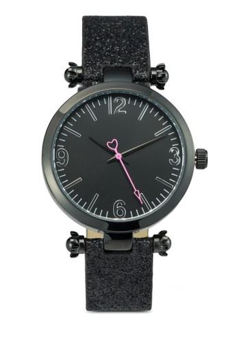 玫瑰鉚釘時尚女錶, zalora 心得錶類, 休閒型