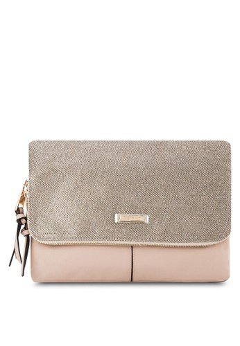 折疊手拿包, 包,zalora taiwan 時尚購物網鞋子 包