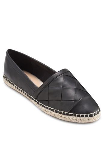 Shaldo 台中ann 編織牛皮麻編鞋, 女鞋, 鞋