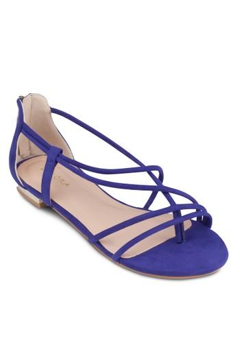 多帶包跟平底涼鞋, 女鞋zalora 折扣碼, 涼鞋