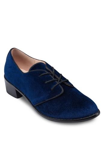 滾邊繫帶牛津鞋, 女鞋, zalora 評價鞋
