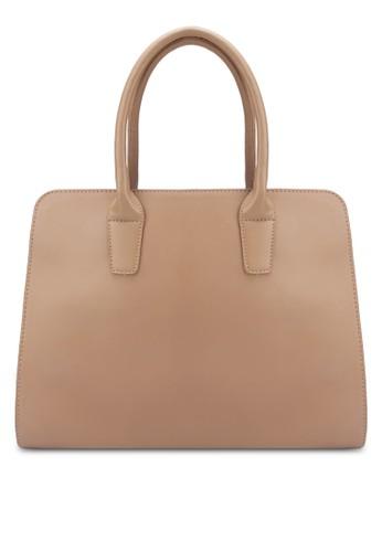 PU 雙提把托zalora 鞋評價特包, 包, 飾品配件
