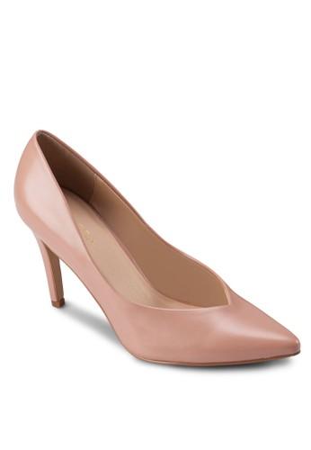 尖頭高跟鞋zalora 心得, 女鞋, 厚底高跟鞋
