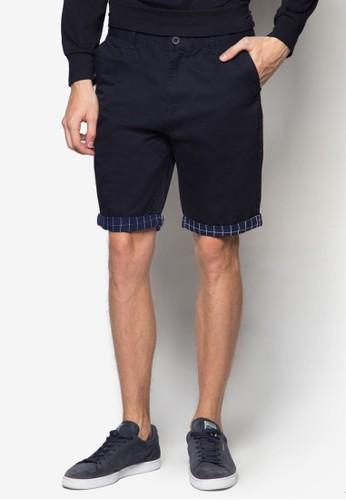 Garrick 棉質休閒短褲,zalora退貨 服飾, 短褲