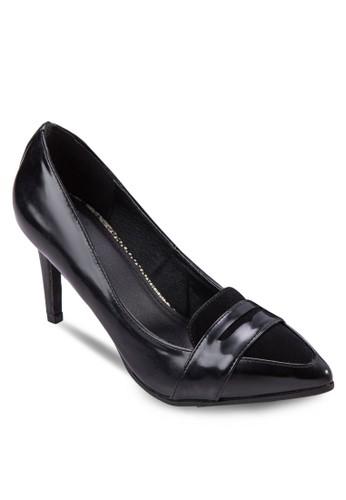 CELINAzalora鞋 仿皮尖頭高跟鞋, 女鞋, 鞋