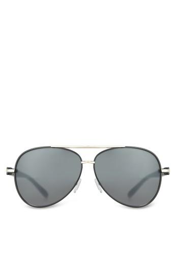 飛行員太陽zalora 台灣眼鏡, 飾品配件, 飾品配件