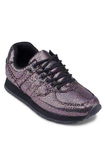 閃面運動鞋, zalora退貨女鞋, 休閒鞋